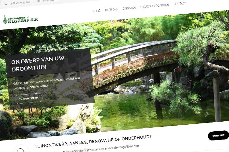 Compleet nieuwe website!